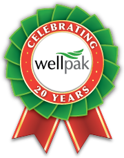 Wellpak Celebrate 20 year anniversary